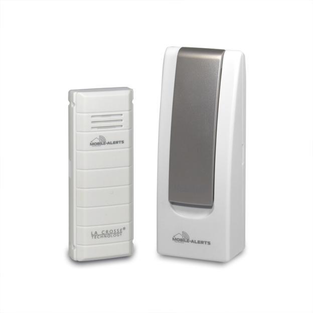 Kit de démarrage Mobile-Alerts : Passerelle + Capteur de températures 868 Mhz